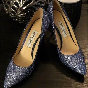 Pre loved Jimmy Choo Romy heels